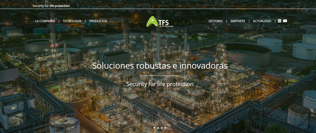 ¡Os presentamos nuestra nueva web corporativa!